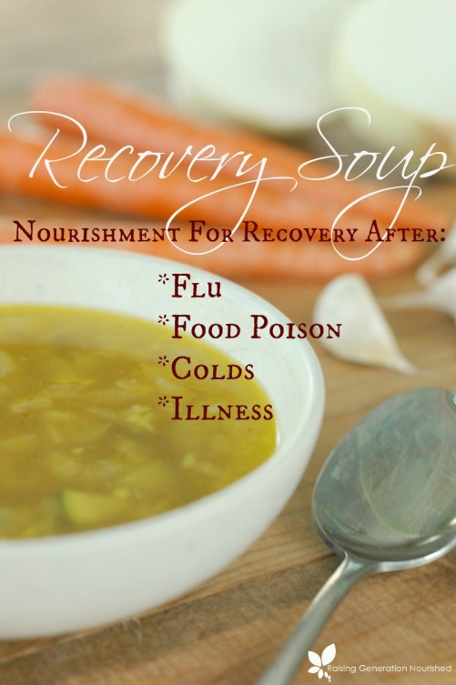 recovery soup