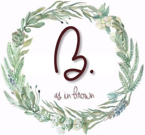 B. As In Brown